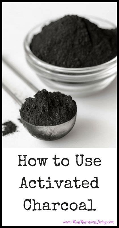 How Much Activated Charcoal Should You Use To Detox by 192 Best Diy Health And Images On Diy