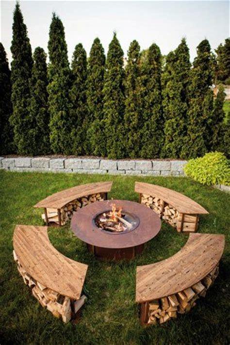 feuerstelle outdoor feuerstelle outdoor model circle set mit grill und 4