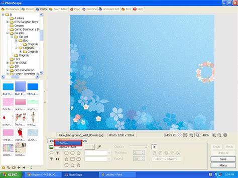 tutorial membuat blog yang bagus kpop blog tutorial cara membuat editan sederhana di