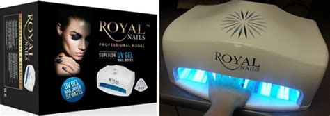 royal nails 54 watt uv l royal nails professional uv light gel and acrylic nail