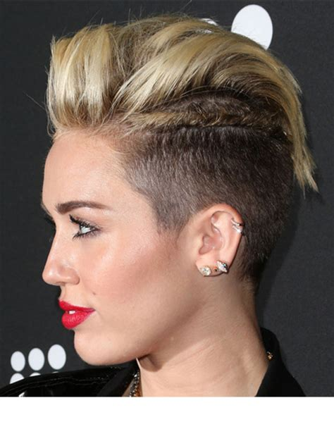 whats miley cyrus pixie cut called miley cyrus haircut pixie www pixshark com images