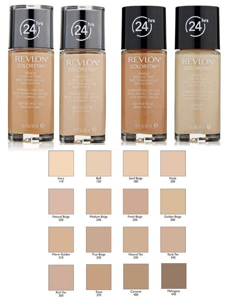Revlon Colorstay revlon colorstay make up foundation 30ml combination