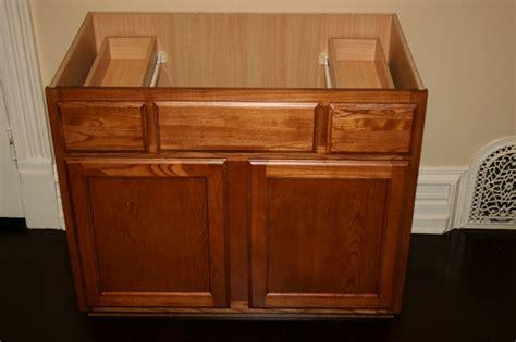 bathroom vanity cabinet doors new 36 quot aged oak wood bathroom vanity cabinet with 2