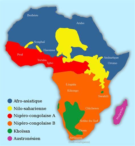 language fr ca langues d afrique wikip 233 dia