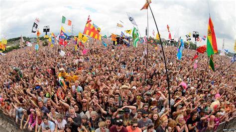 In Glastonbury glastonbury festival in pictures news