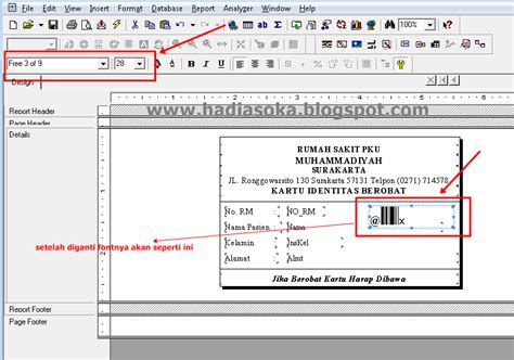 membuat barcode dengan vb6 membuat label barcode di crystal report programing