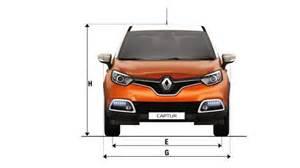Renault Captur Dimensions Dimensions Captur Cars Renault Uk