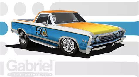 gabriel announces the hijackers 50th anniversary el camino sweepstakes drag racing scene - Gabriel Com El Camino Giveaway