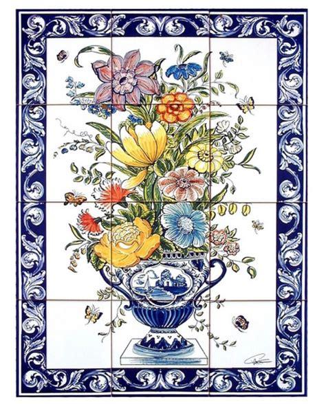 piastrelle immagini piastrelle con l immagine di vaso di fiori store