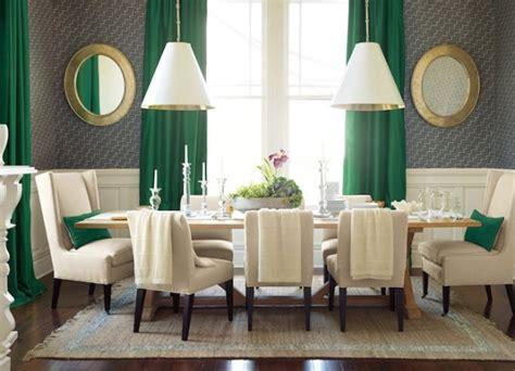 edgy color combo green  gray interior design