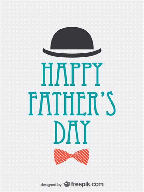imagenes que diga feliz dia papa tarjeta feliz d 237 a del padre descargar vectores gratis