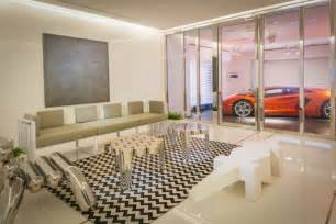 Garage Interior Design Contemporary Garage Interior Design Ideas
