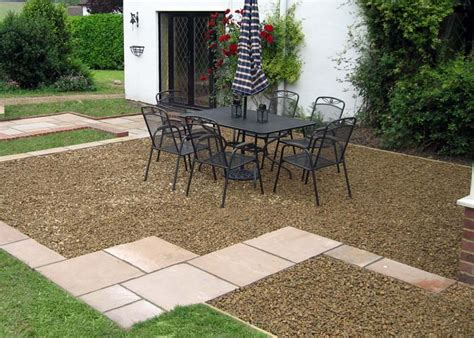 Patio Surfaces Options by Design Your Own Outdoor Dining Area Garden Design For Living