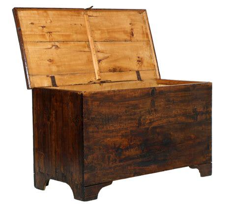 lada di wood professionale antica cassapanca baule cassone pioppo sessola granaio 700