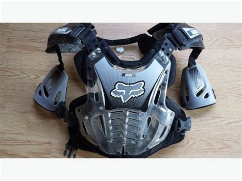 fox motocross chest protector fox chest protector outside nanaimo nanaimo