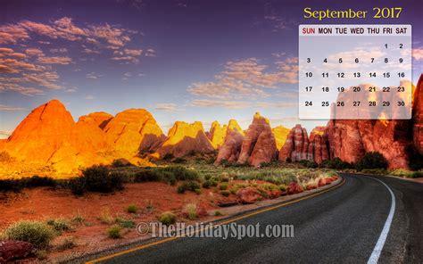 Calendar September 2017 Wallpaper Month Wise Calendar Wallpapers Of 2017