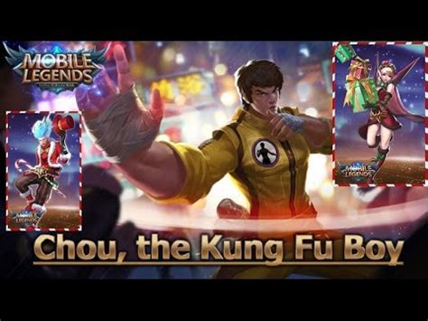 wallpaper mobile legend chou mobile legends new hero chou the kung fu boy more