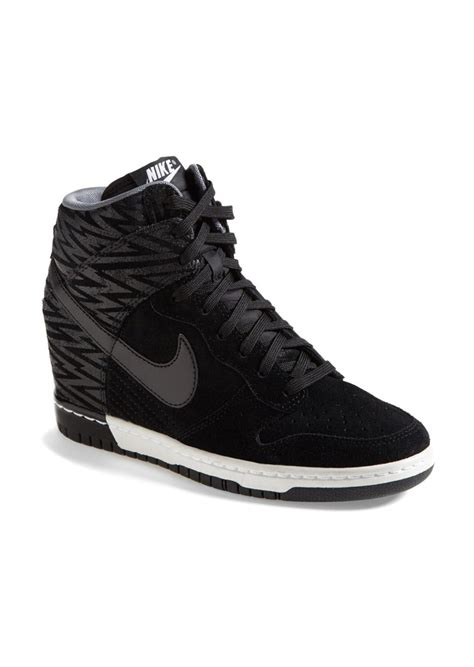 nike wedge sneakers sale nike nike dunk sky hi wedge sneaker shoes