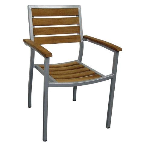 stuhl outdoor outdoor stuhl krista 225st a teak gastro germany