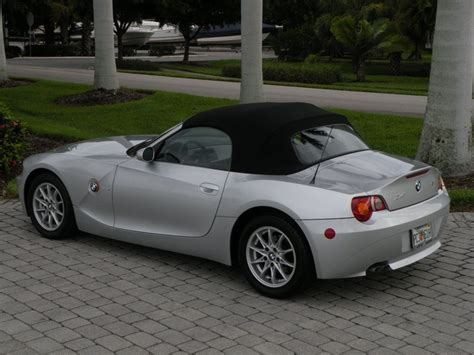 2003 bmw z4 2 5i for sale in fort myers fl stock s48233