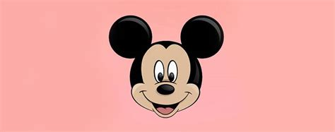 Tshirt Kaos Ngintip gambar kartun mickey mouse hitam putih