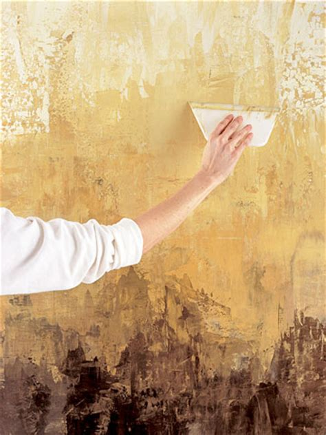 Plastering Walls Tutorial | tutorial paint a faux venetian plaster finish could make
