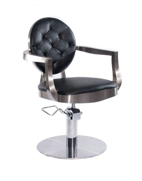 Salon Styling Chairs by Premier Gold Duchess Salon Styling Chair Is Available From Salon Equipment Centre