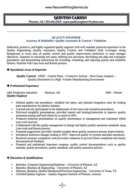 quality assurance engineer resumes military bralicious co