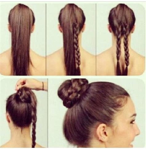 cute hairstyles you can do with straight hair easy ways to do your hair for school things i love