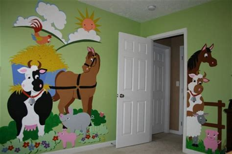 Basic Living Room Decorating Ideas by The Animal Bedroom Idea For Toddler And Preschooler Kids