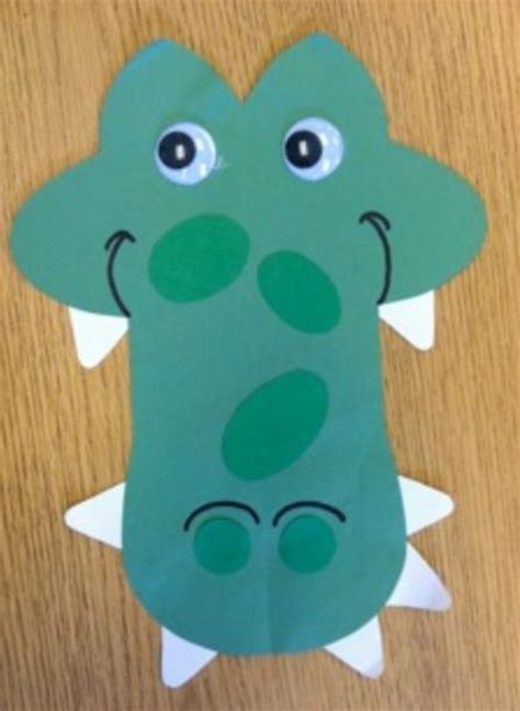 alligator crafts for 25 best ideas about crocodile craft on
