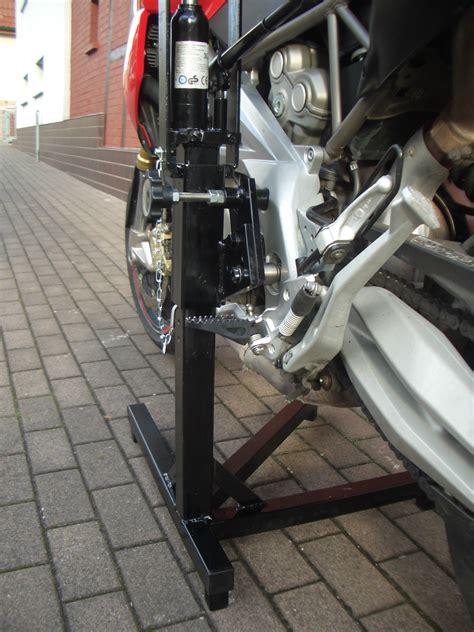 Motorrad Montageständer Speed Triple by Montagest 228 Nder Do It Yourself Forumsst 228 Nder