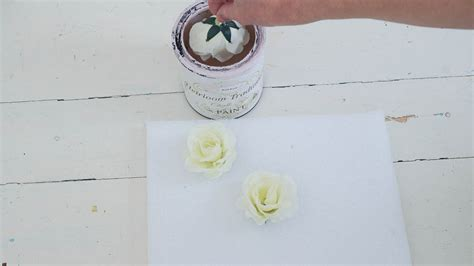diy chalk paint by heirloom traditions porcelain roses from chalk paint white lace cottage