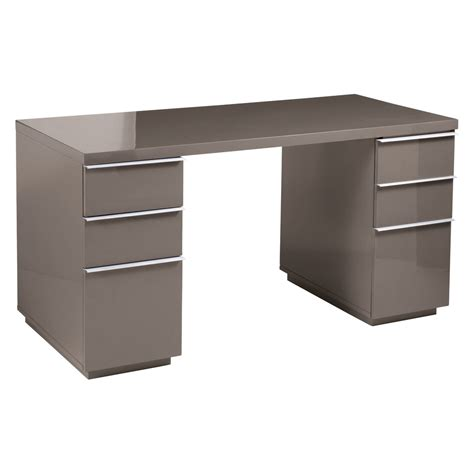 Madison Office Desk Stone Dwell Office Desk Ls