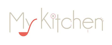 kitchen logo design logo design my kitchen on behance