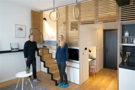 Cheap Appartments In Amsterdam by Zoku Tiny Studio Apartment Building Amsterdam