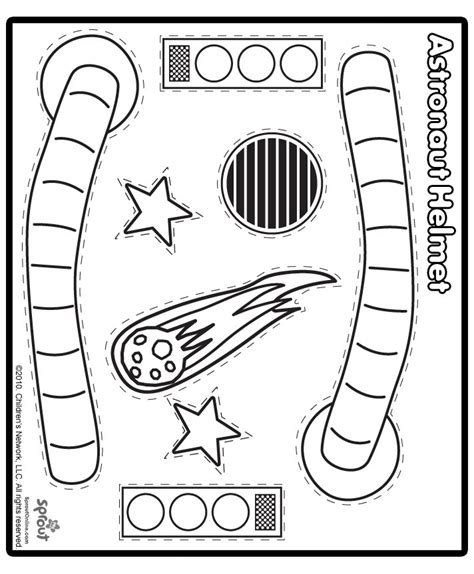 printable astronaut mask template free coloring pages of women astronaut
