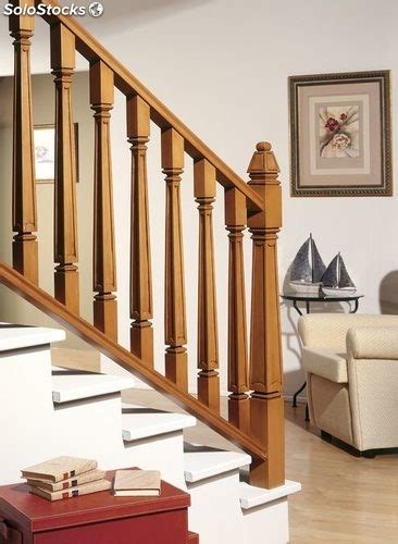 barandillas de escaleras interiores barandillas madera para escaleras
