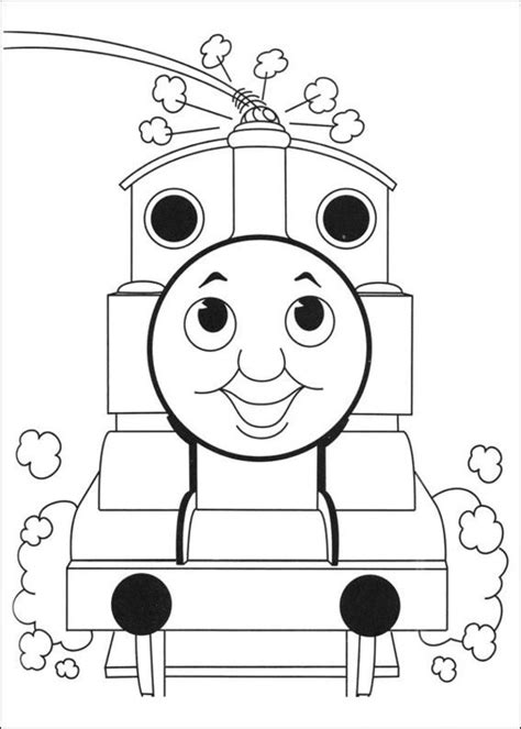 coloring page thomas the train thomas the tank engine coloring pages 13 coloring kids