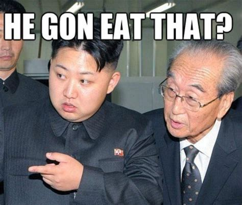 Kim Jong Un Memes - best north korea memes 1 kim jong un and food