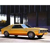 AMC AMX II Project IV Vixen Concept Car 1966  Old