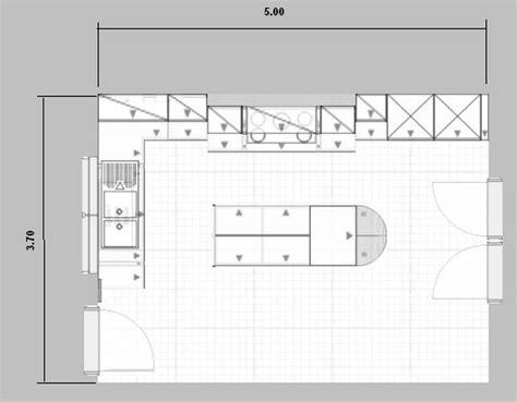 plan cuisine en l avec ilot meuble cuisine plaque cuisson meuble cuisine plaque