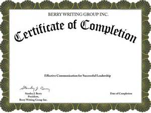 army certificate of completion template best photos of fillable certificate of completion free