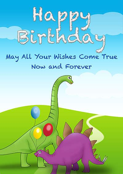 printable birthday cards for kids printable kids birthday cards