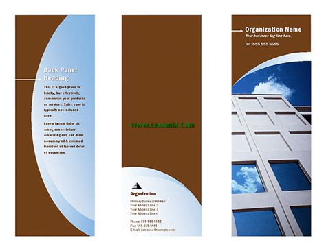 microsoft publisher templates choice image templates