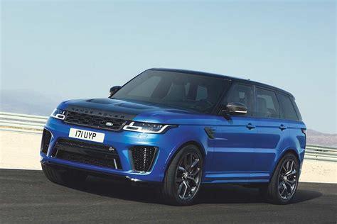 range rover sport blue range rover sport svr blue 2018 autobics