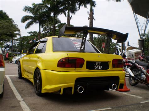 mitsubishi wira wira evo x kit autocars