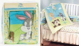 Baby Looney Tunes Crib Bedding Set Baby Taz Baby Looney Tunes Foam Book