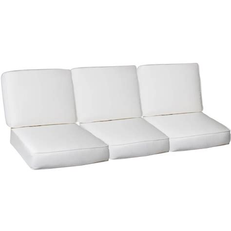 outdoor sofa cushion set ultimatepatio com medium replacement outdoor sofa cushion
