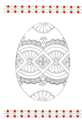pysanky eggs coloring page pics photos peppa pig coloring page back to peppa pig